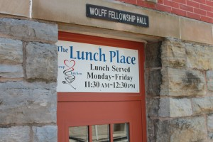 The Lunch Place - Welcome
