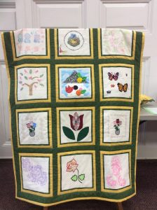 Artisan and Craft Bazaar - Quilt Silent Auction